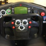 Final build of dashboard and wheel
