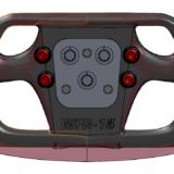 CAD Design | Comparison of Rev A. (Grey) to Rev B. (Red)