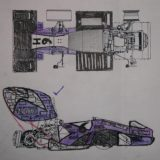Initial draft of vehicle aesthetics