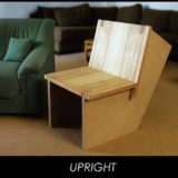 Dual Position Seating - Upright