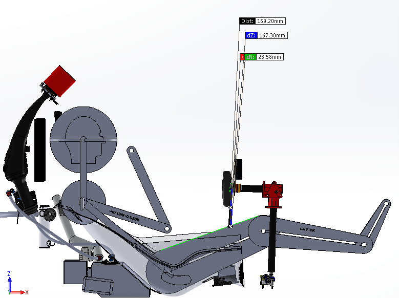 Steering Wheel Clearance | Anthropometric Research